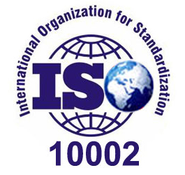 ISO 10002 Belgesi