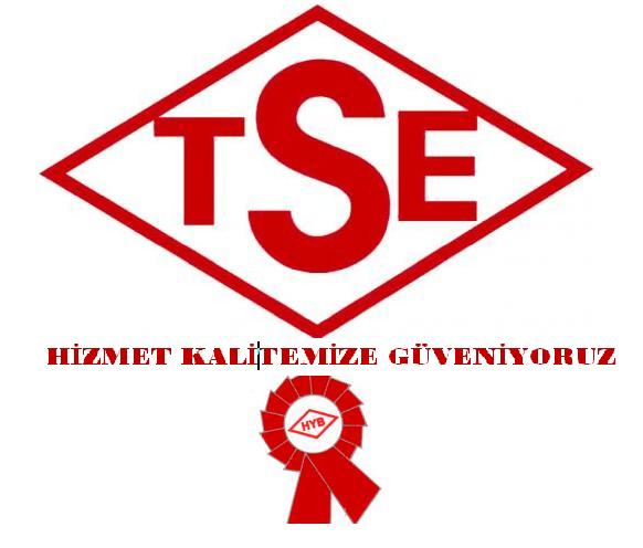 TSE Hizmet Yeri Yeterlilik Belgesi